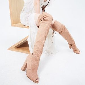 Steve Madden Elliana over the knee boots